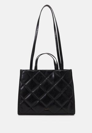 SHOPPER BAG SKY - Shoppingveske - black