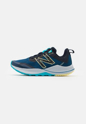 NITREL - Trail running shoes - rogue wave