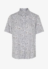Eterna - Button-down blouse - weiss/braun - 3