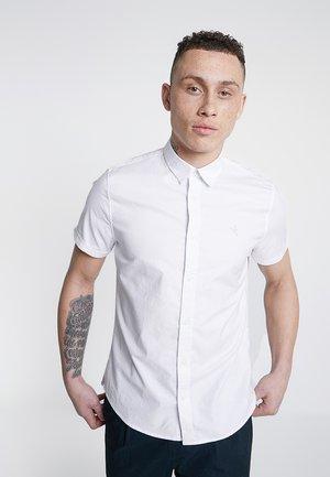 AMPTHILL STRETCH OXFORD SHIRT - Skjorta - white