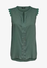 ONLY - ONLKIMMI - Blouse - balsam green - 0