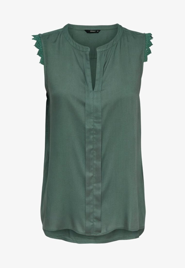 ONLY - ONLKIMMI - Blouse - balsam green