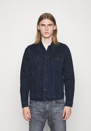 PERFECTLUXE PERFORMANCE - Denim jacket - dark blue