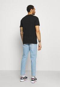 274 - PARADISE ROSE TEE - Print T-shirt - black - 2