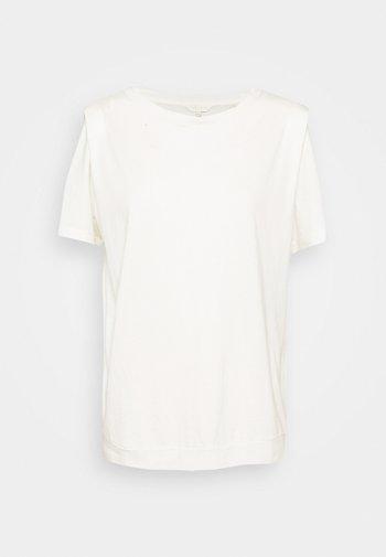 KLAARAA - T-shirts - ivory