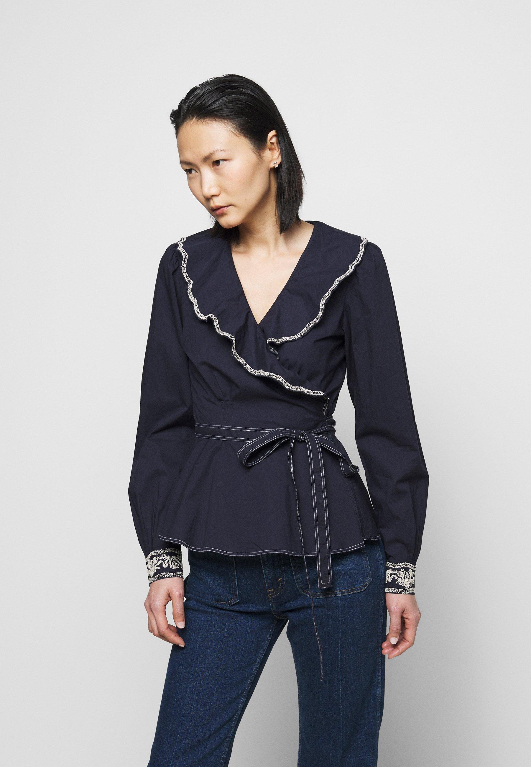Women PIECE DYE - Long sleeved top