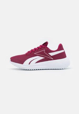 LITE 3.0 - Hardloopschoenen neutraal - punch berry/footwear white/core black