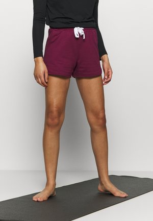 PERFECT PEACE SHORT - Sports shorts - dark purple