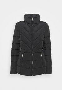 Dorothy Perkins Tall - SUSTAINABLE PADDED JACKET - Light jacket - black - 0