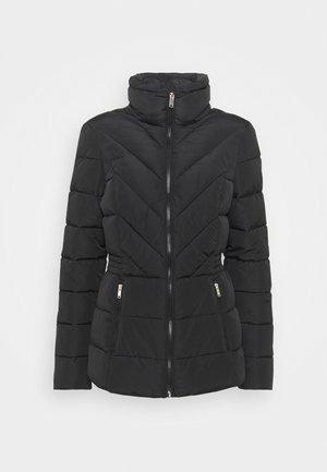 SUSTAINABLE PADDED JACKET - Light jacket - black