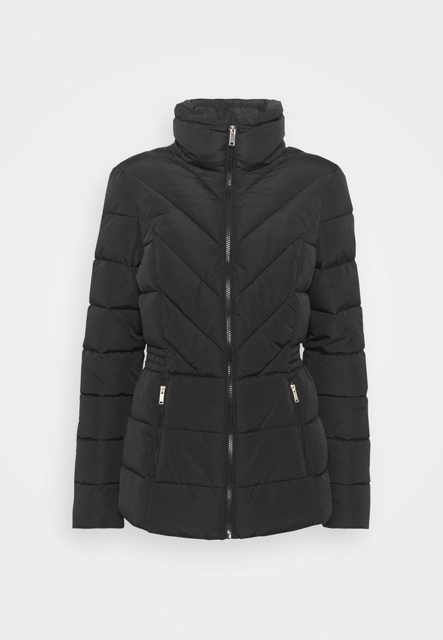 SUSTAINABLE PADDED JACKET - Overgangsjakker - black