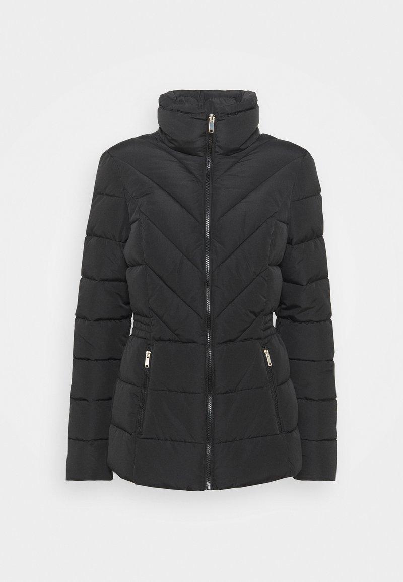 Dorothy Perkins Tall - SUSTAINABLE PADDED JACKET - Light jacket - black