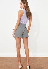Trendyol - PARENT - Wrap skirt - black - 4