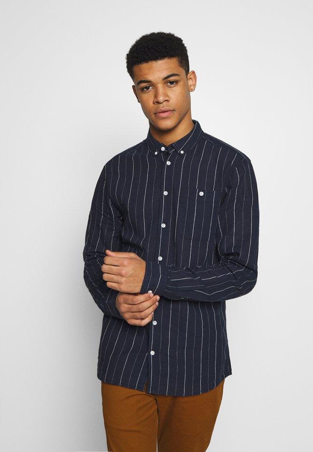 Skjorta - dark navy blue