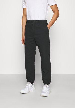 PANT - Teplákové kalhoty - caviar