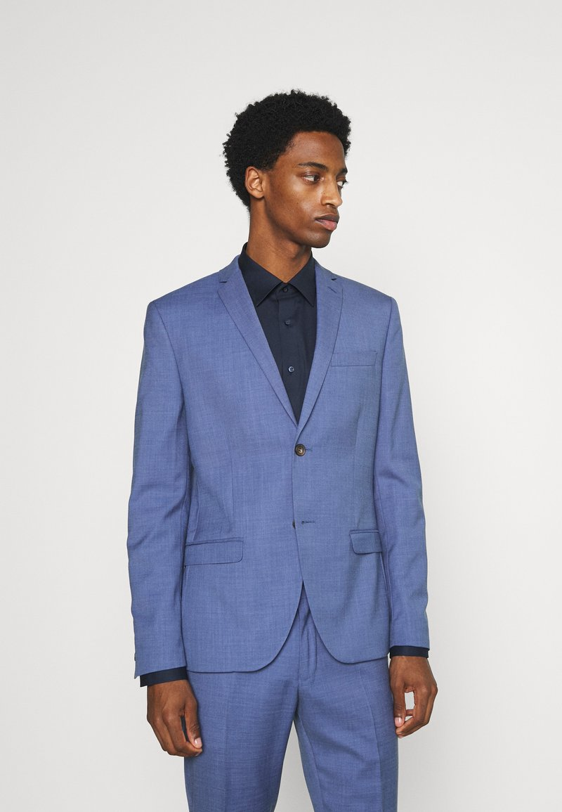 Isaac Dewhirst - PLAIN SUIT - Completo - blue