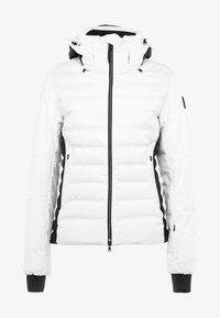 Bogner Fire + Ice - CANDRA - Kurtka narciarska - white/black - 8