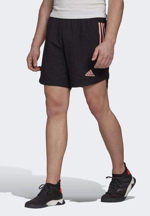 CONDIVO 20 PRIMEGREEN SHORTS - Sports shorts - black