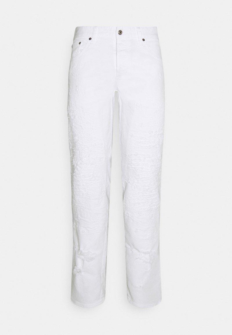Just Cavalli - PANTALONE - Džíny Slim Fit - optical white