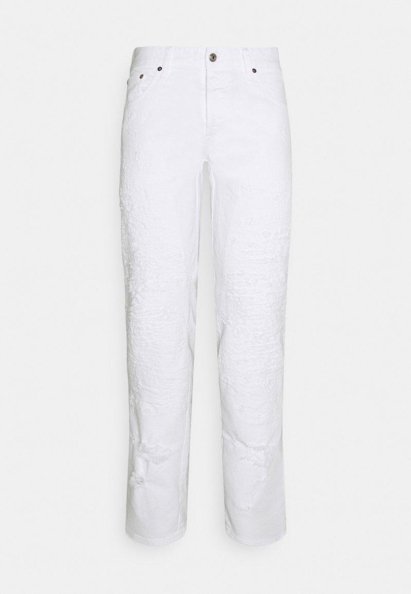 Just Cavalli - PANTALONE - Skinny džíny - optical white
