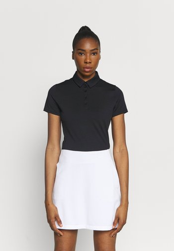 ZINGER SHORT SLEEVE - Sports shirt - black