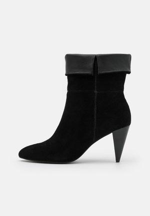 Classic ankle boots - noir
