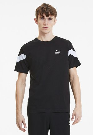 T-shirt print - puma black