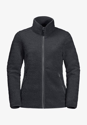 HIGH CLOUD - Fleecová bunda - phantom