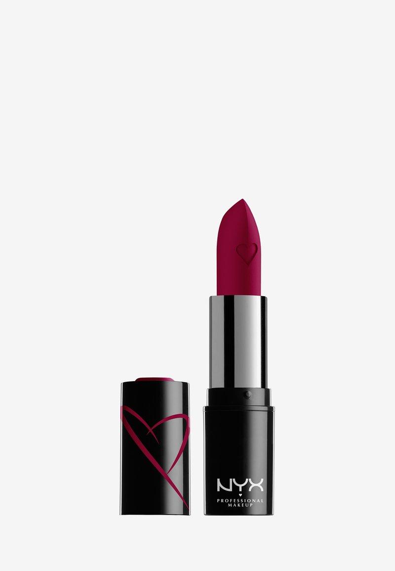 Nyx Professional Makeup - SHOUT LOUD SATIN LIPSTICK - Lipstick - wife goals