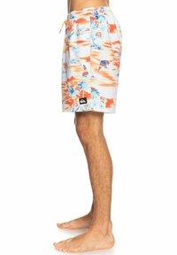Quiksilver - Swimming shorts - orange pop island hopper - 3