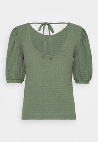 Vero Moda - VMMILINA - Basic T-shirt - laurel wreath - 1