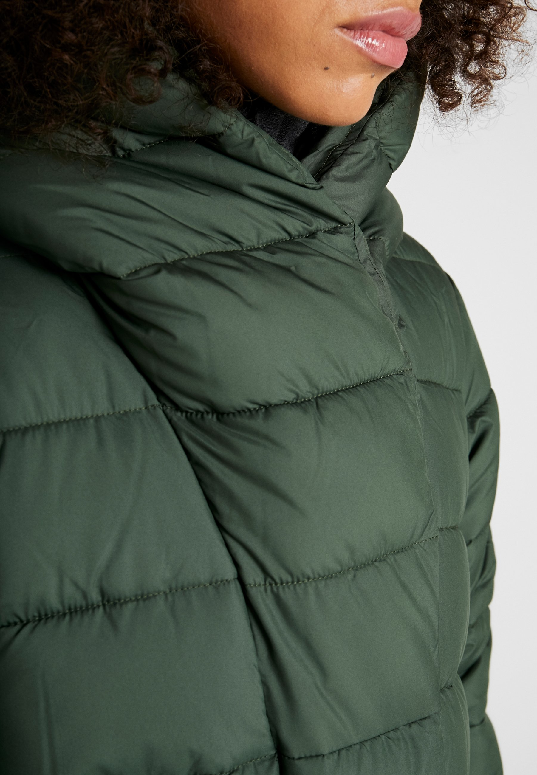 The cheapest Wholesale Didriksons STELLA WOMENS COAT - Winter coat - spruce green | women's clothing 2020 BCSMy