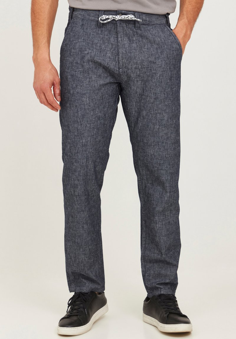 INDICODE JEANS - Chinos - navy