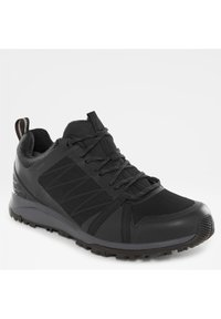 The North Face - M LITEWAVE FASTPACK II WP - Trainers - tnf black/ebony grey - 1