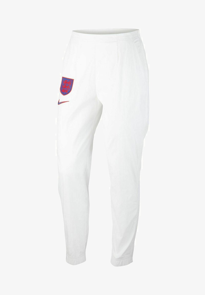 Nike Performance - ENGLAND WEB - Tracksuit bottoms - white/sport royal