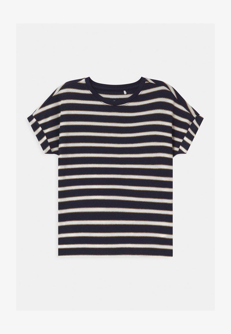 Name it - NKFLYRRI  - T-shirt print - dark sapphire