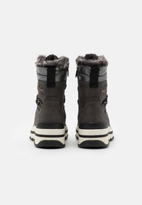 TOM TAILOR - Winter boots - coal - 3