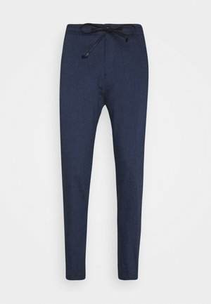 JEGER - Trousers - dark blue