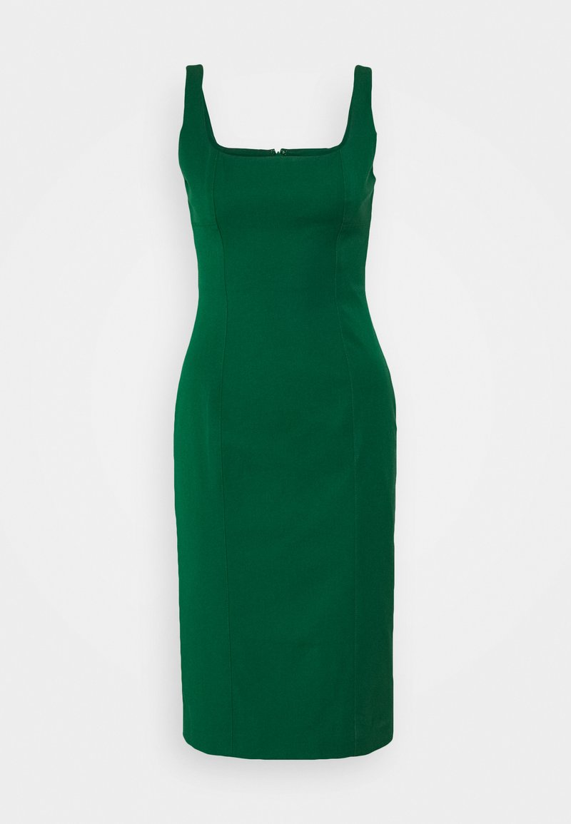 Banana Republic - NECK SHEATH SOLID - Day dress - luscious green