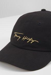 Tommy Hilfiger - SIGNATURE  - Cap - black - 2