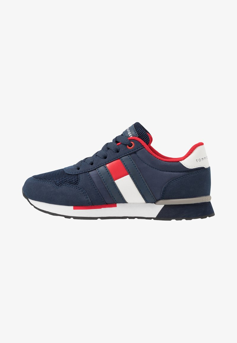 Tommy Hilfiger - Baskets basses - blue