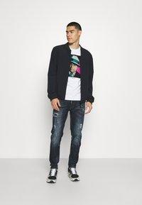 Alessandro Zavetti - LABELLI - Straight leg jeans - indigo - 1
