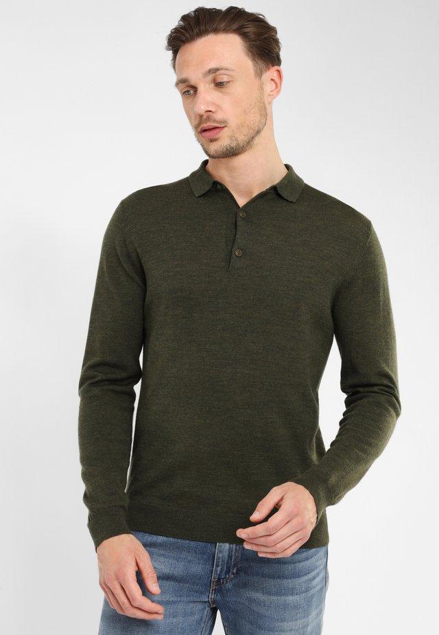 PROFUOMO - Polo shirt - green