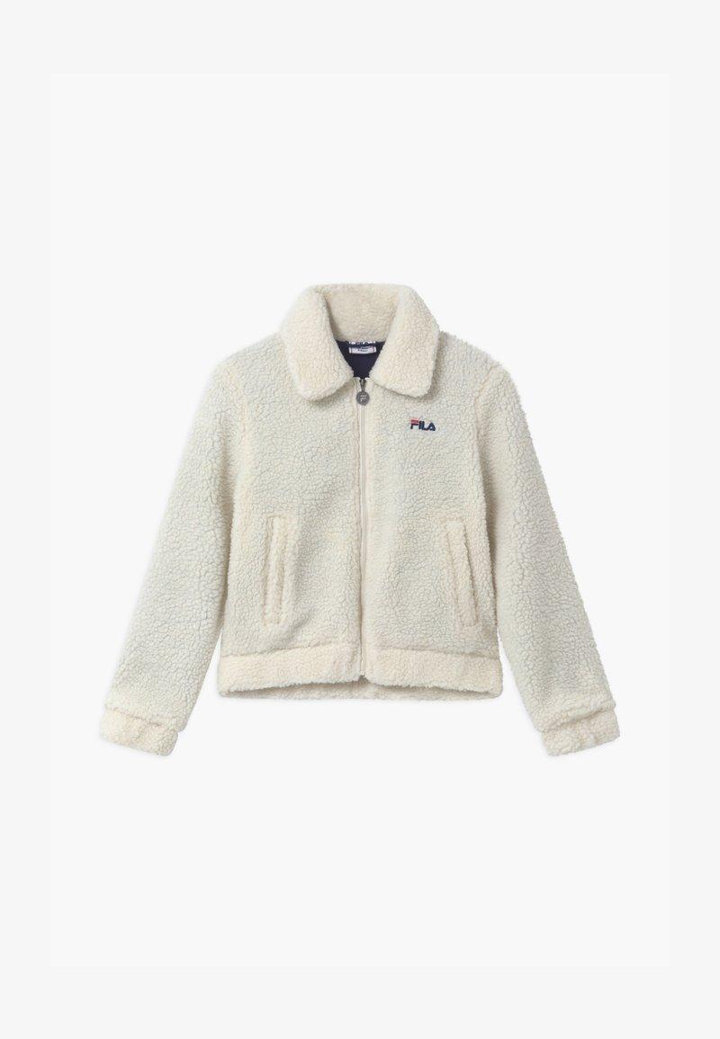 Fila - JIL SHERPA  - Winter jacket - eggnog