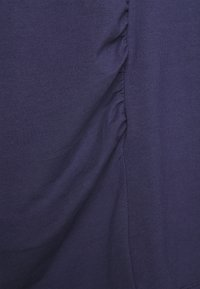 Anna Field MAMA - 3 PACK - T-shirt basic - white/dark blue/black - 5