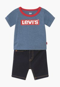 Levi's® - STRETCH SET - Short en jean - navy heather - 0