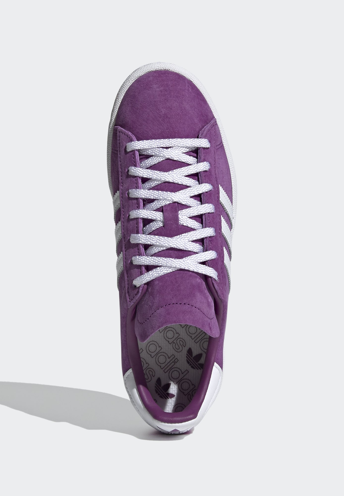 CAMPUS 80S - Sneakers basse - rich mauve/footwear white