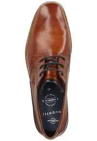 Bugatti - RAFO EXKO - Stringate eleganti - mid-brown - 1