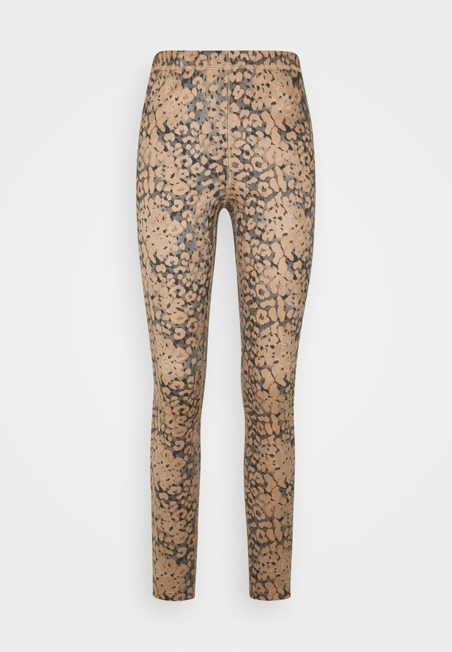 LIVIACR LEGGINGS - Leggings - Hosen - leopard