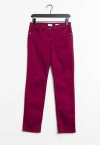 Gerry Weber - Straight leg jeans - pink - 0